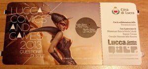biglietto lucca 2013