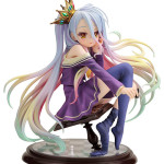 action figure KTOPP569-NO-GAME-NO-LIFE-ANI-STATUE 1_7-SHIRO-16-CM-KOTOBUKIYA