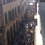 lucca comics area-comics folla