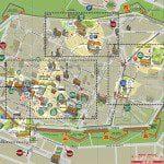 map lucca comics 2014