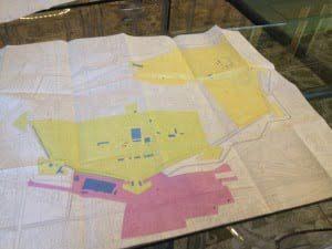 Mappa logistica lucca