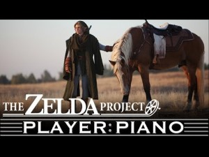 Legend of Zelda: trailer del film live-action
