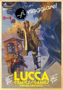 Manifesto lucca comics & games 2015