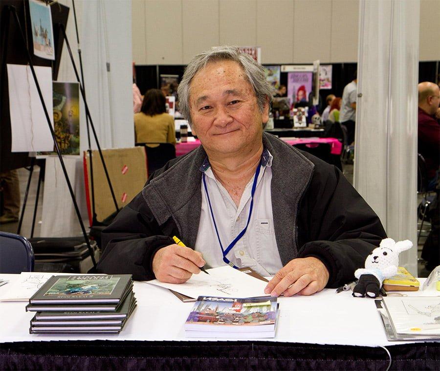 Lucca Comics Stan Sakai