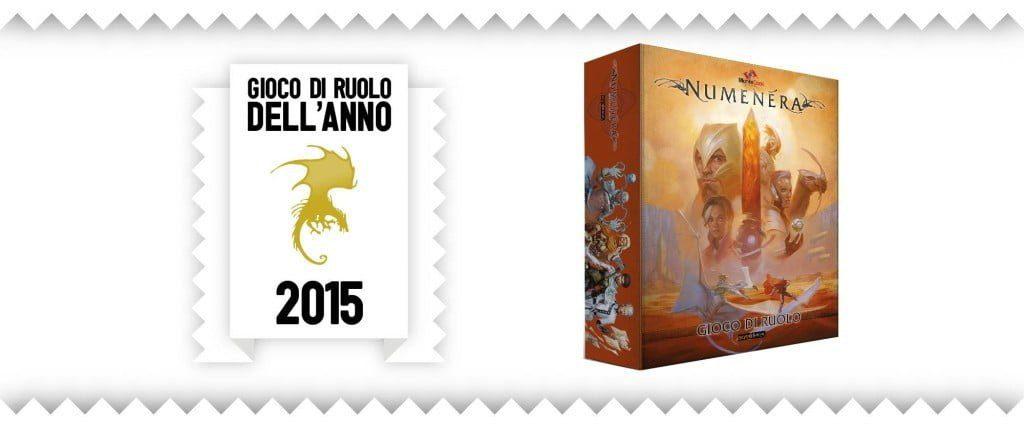 gioco di ruolo dell'anno 2015 lucca comics Numenéra