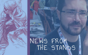 stand news on lucca comics