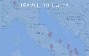 travel to lucca comics