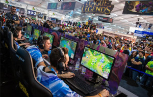 League of Legends campionati lucca comics