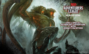 D&D Dungeons & Dragons D-day Adventurers League