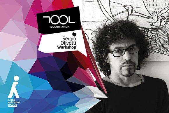 Sergio Olivotti lucca comics