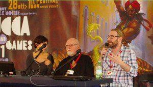 James Herbert Brennan lucca comics & Games