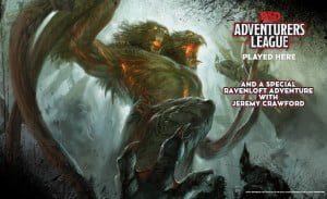 D&D Dungeons & Dragons D-day Adventurers League